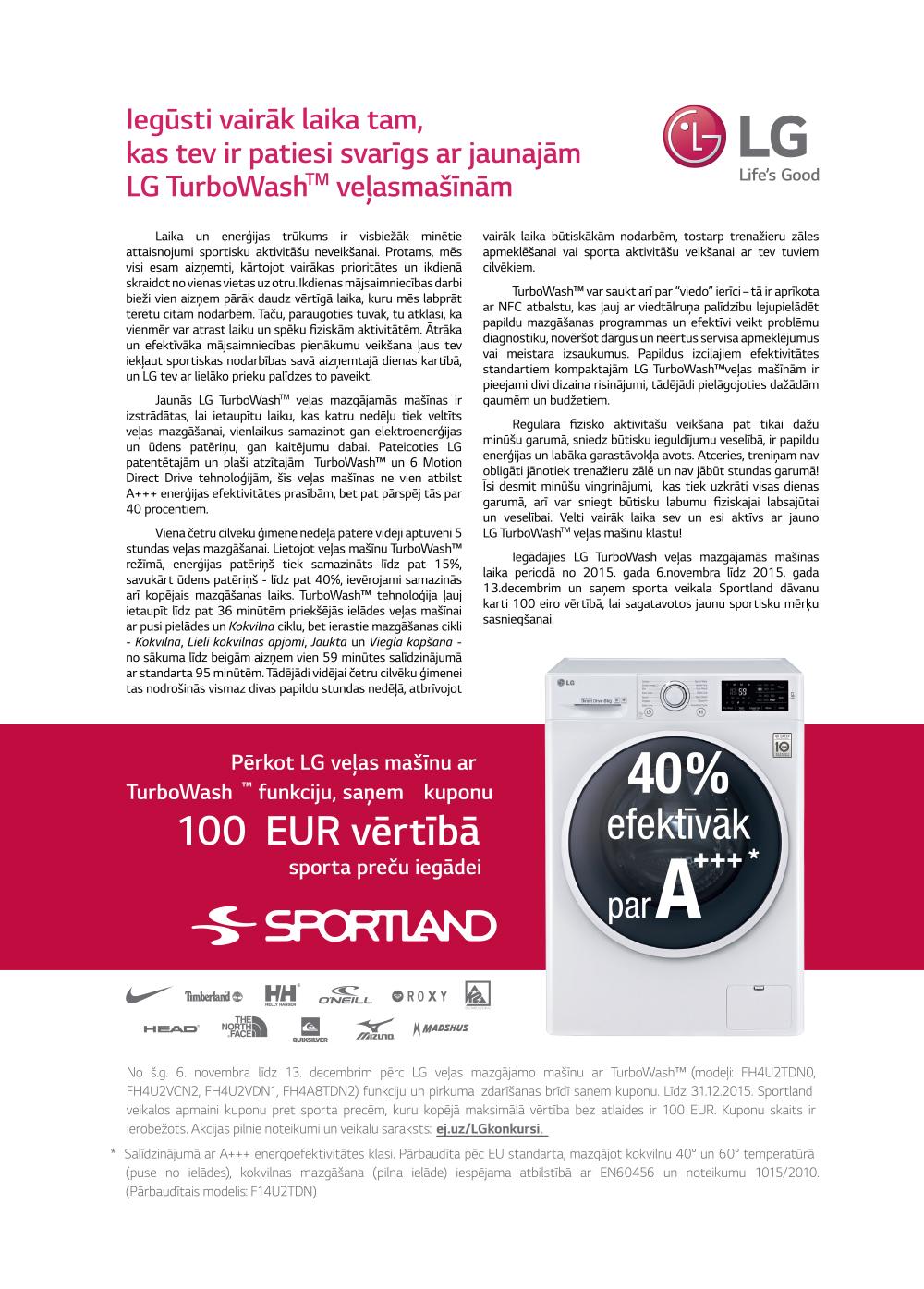 LG TurboWash Sportland Promo A4 [Oct'15] LV PRN