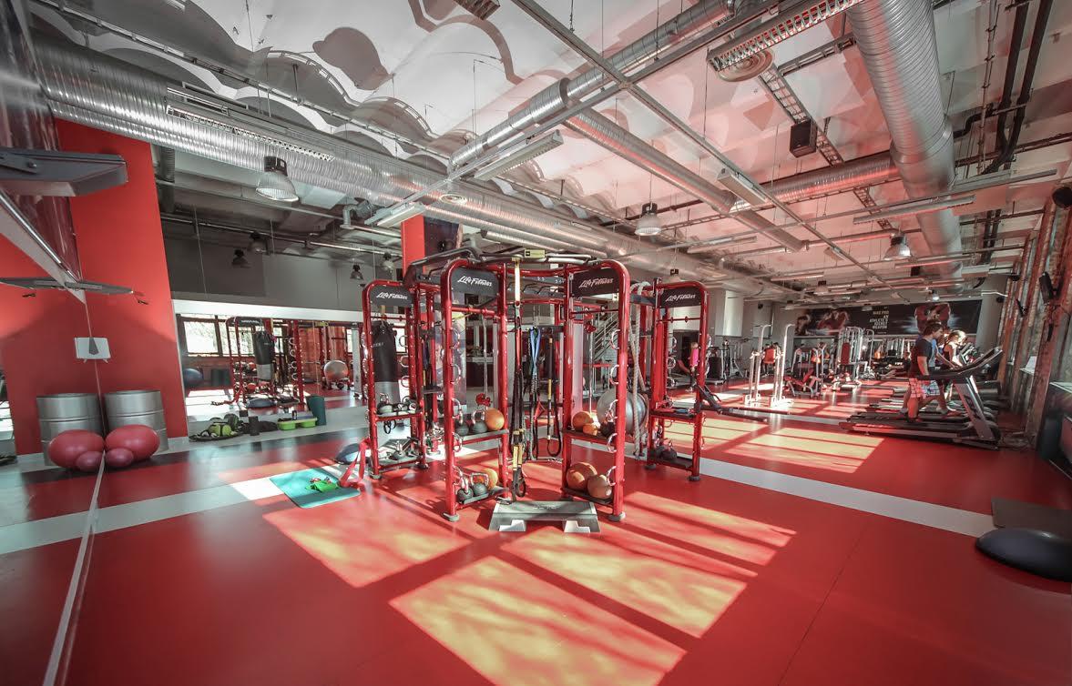 Veselības Fabrika. Synergy360. Foto: Māris Lapiņš