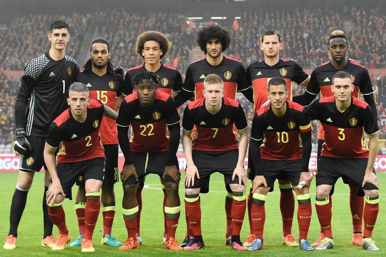 Tieši ADIDAS pārstāvētā Beļģijas izlase šajā čempionātā būs visnenovērtētākā komanda.  Foto: UEFA.com