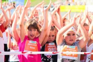 We Run Riga: Bērnu skrējiens