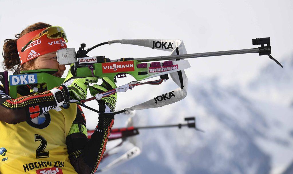 Sezonas līdere, vāciete Laura Dālmeijere pasuales čempionātā tikusi jau pie divām zelta un vienas sudraba medaļas