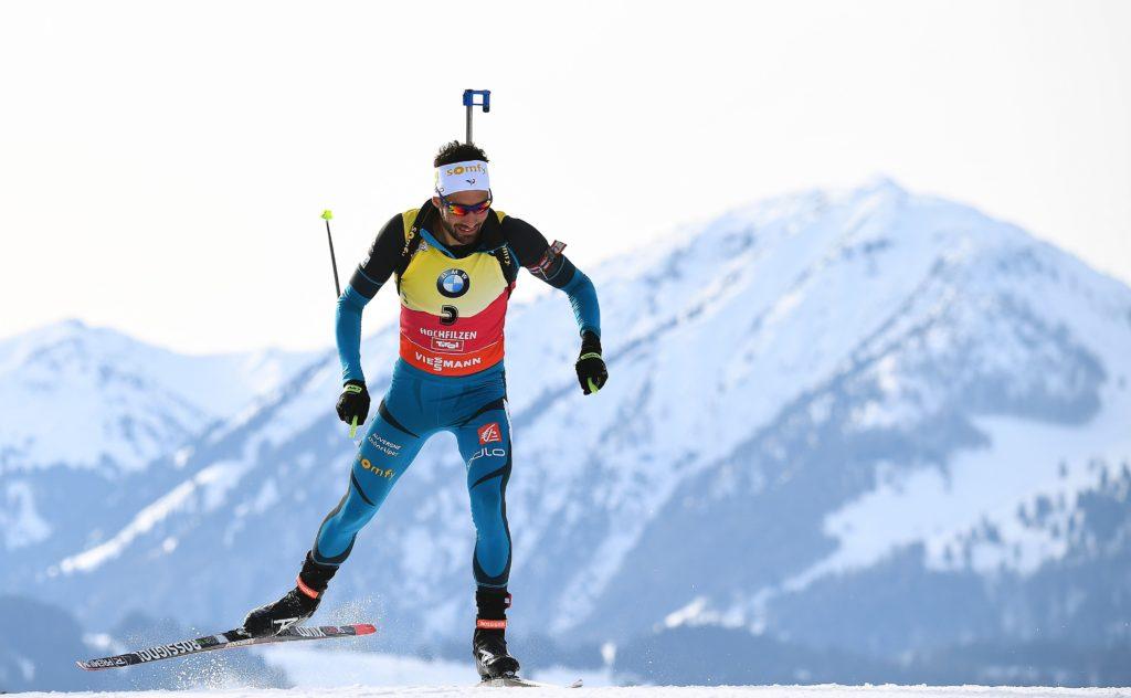Martēns Furkads tuvojas finišam pēc zelta medaļas iedzīšanā